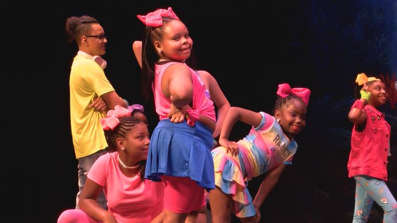 A Hattiesburg dance academy is taking students to new heights through the art of dance.
