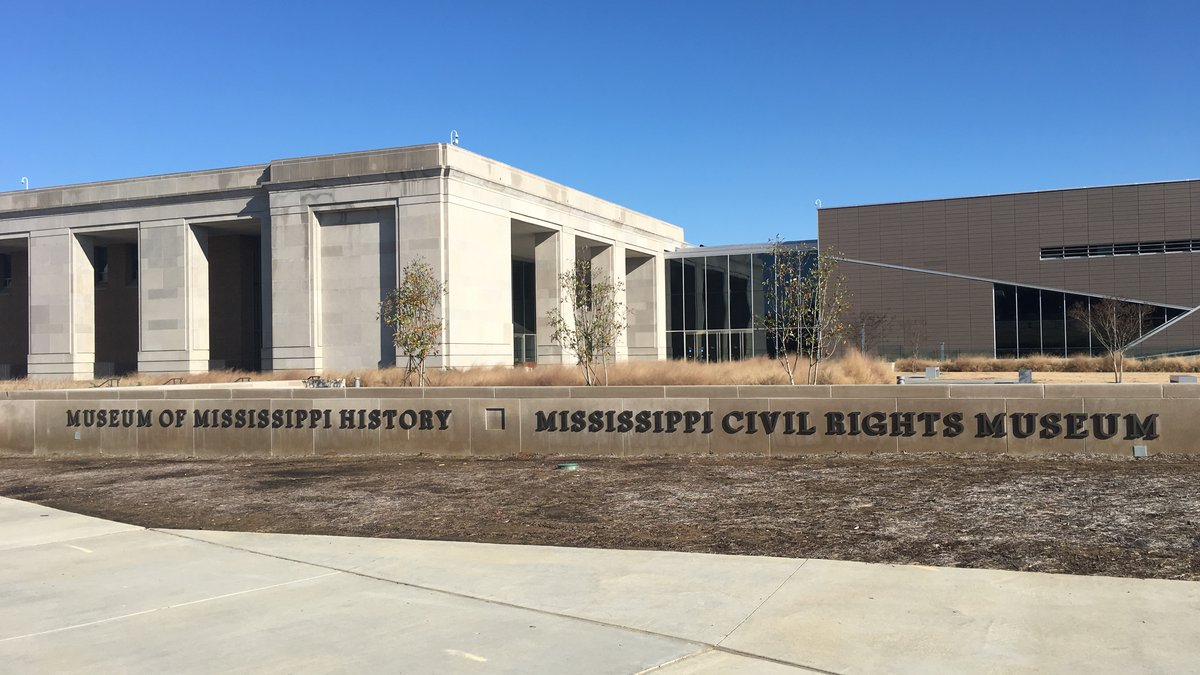 More than 240,000 people have visited the MS History and MS Civil Rights Museums during its...