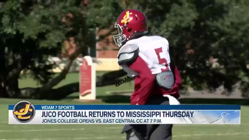 October begins with the return of JUCO football