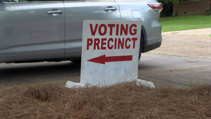 Polls were open from 7 a.m. to 7 p.m. Tuesday.