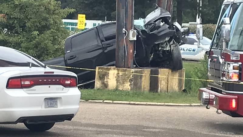 A one-vehicle accident Saturday afternoon left one dead at the intersection of U.S. 49 and...