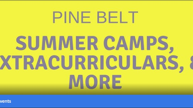 Facebook group for all extra-curriculars in the Pine Belt.