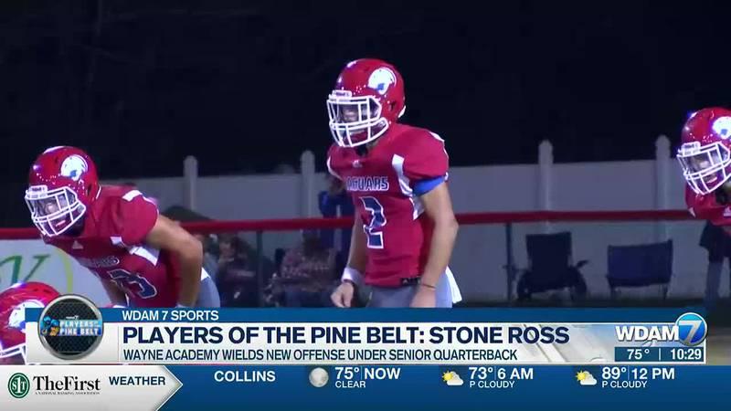 Stone Ross, Wayne Academy