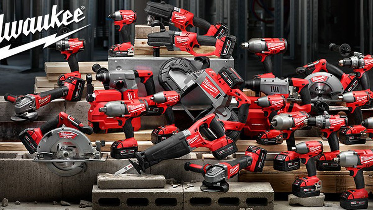 Milwaukee Tool is building a new plant in Mississippi.