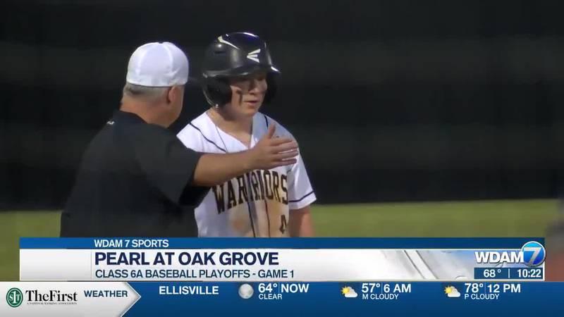 Oak Grove baseball.
