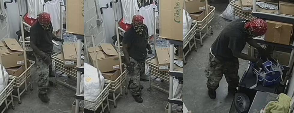 According to Hattiesburg Police Department spokesman Ryan Moore, a person broke into the Hub...