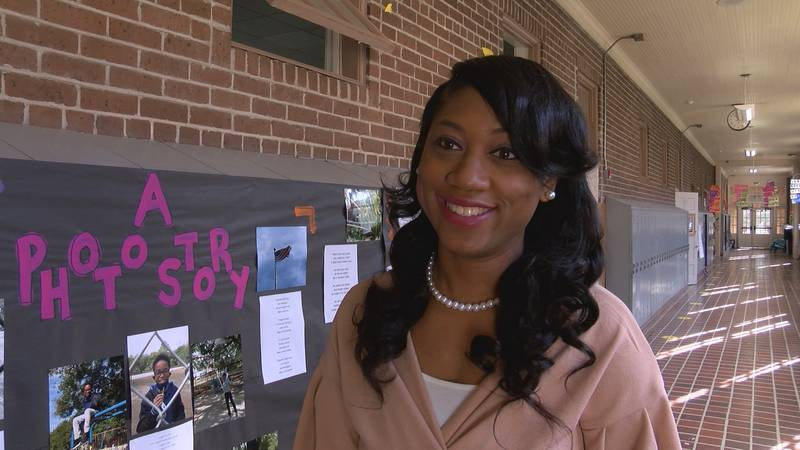 Since March is Women's History Month, WDAM is highlighting a Laurel resident who is making a...