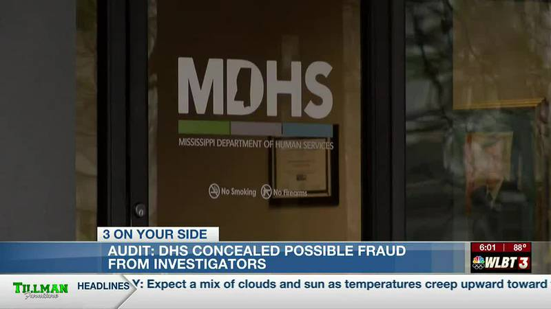 Auditor: DHS withheld info on possible fraud for months after arrests in $4M embezzlement case