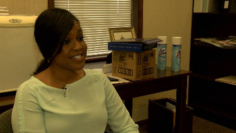 Kenitra Ezi will take over as the West Jasper School District superintendent on July 1.