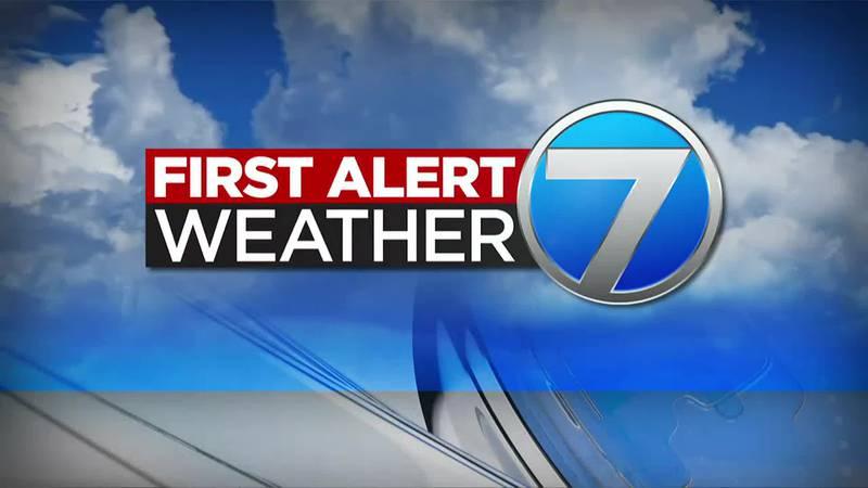 First Alert Weather-WDAM 7-Patrick Bigbie-Tuesday morning