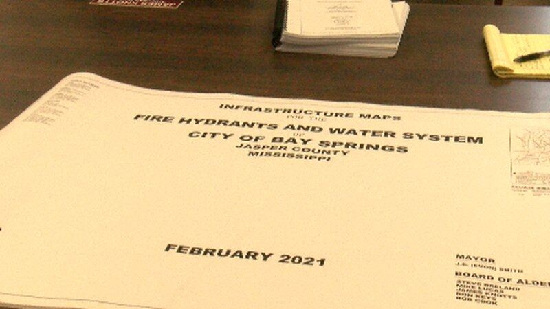 The city will soon be entering the final phase of a three-phase project to replace water ways.