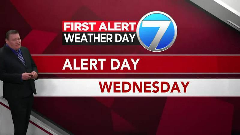 First Alert Weather - WDAM7 - Rex - 10/25