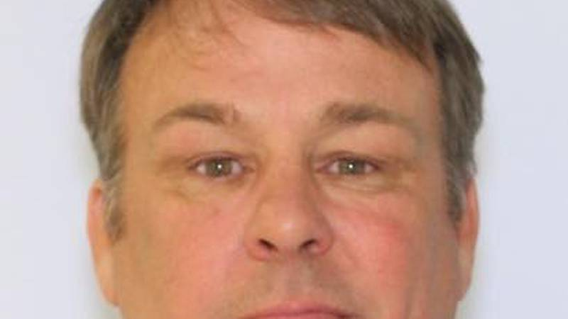 Dagley, 54, was wanted by the Gulfport Police Department after he allegedly interrupted MSNBC...