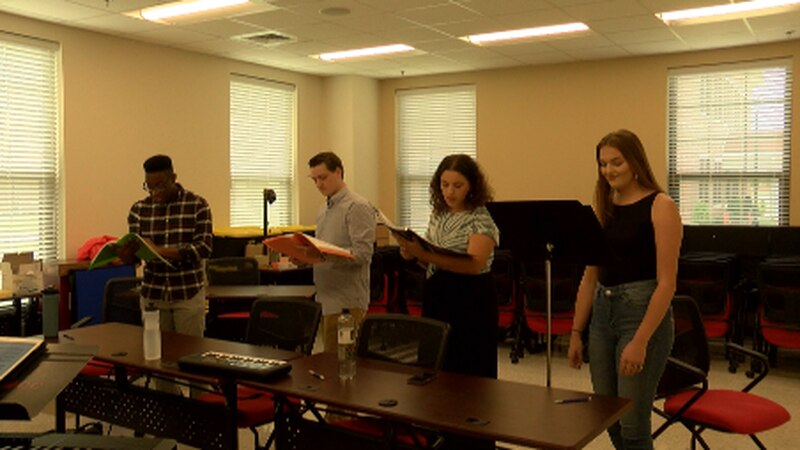 William Carey's Dinner Theatre is back this summer.