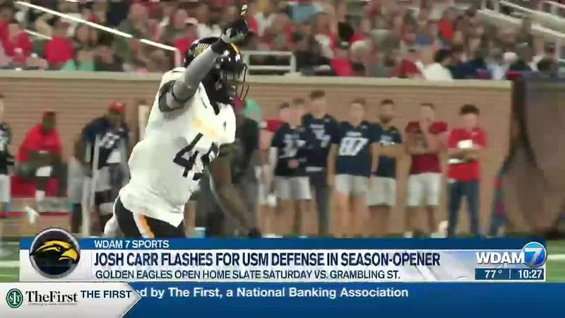 Josh Carr Jr. (45)