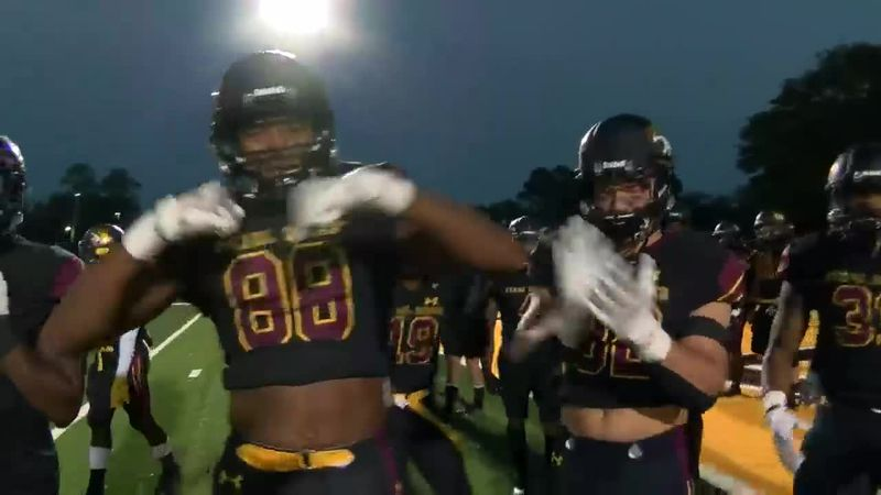 Gulf Coast build early lead in 42-25 win over Pearl River