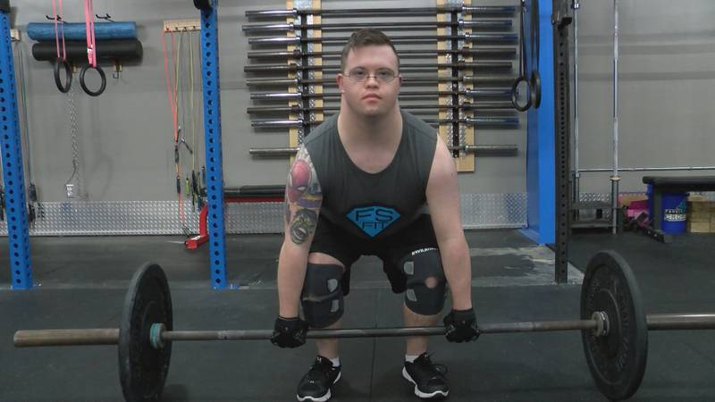 On February 5, WDAM introduced you to Zackery Wilson, 23, a Special Olympics athlete who loves...