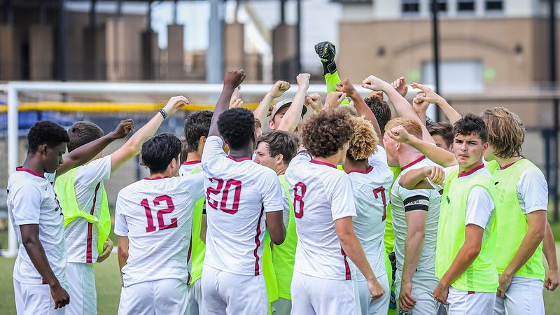 Jones College saw nine men's soccer players named either first-or second-team All-Mississippi...