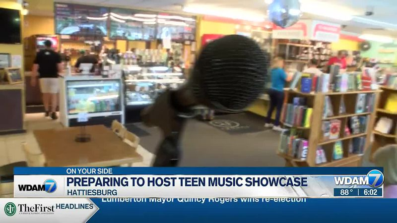 Mississippi Music, Inc. and T Bones Records and Cafe are teaming up to host an event which...