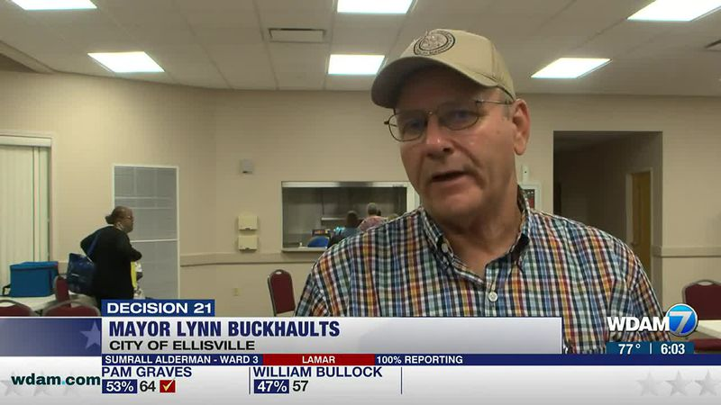 Buckhaults received a total of 335 votes. His opponent, independent candidate Jalen Lindsey,...