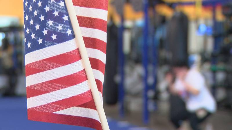 Crossfit gyms nationwide take part in the Murph Challenge in honor of Memorial Day.