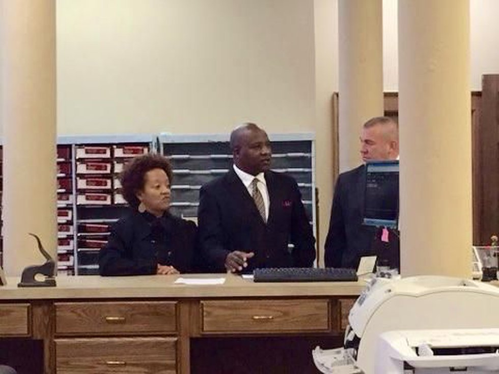Ronnie Perkins qualifies for District 4 seat on the Forrest County Board of Supervisors. Photo...