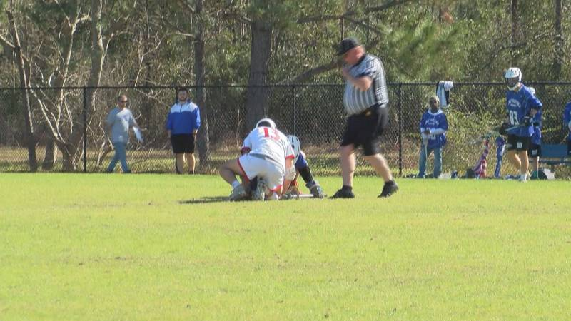 The Ocean Springs Lacrosse Team Opens Its 2020 Campaign