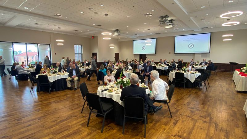 Representatives from Baptists colleges gather for annual meeting at William Carey.