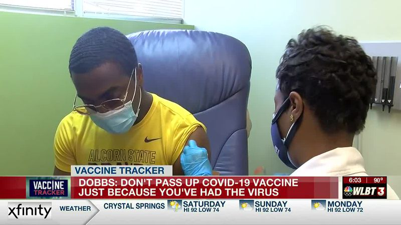 MSDH passes on 870k COVID-19 vaccine doses allocated for state as demand drops