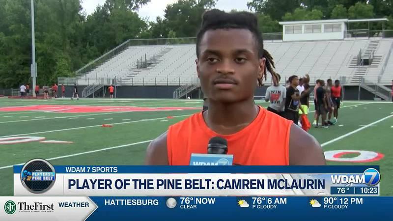 Player of the Pine Belt: Wayne County's Camren McLaurin