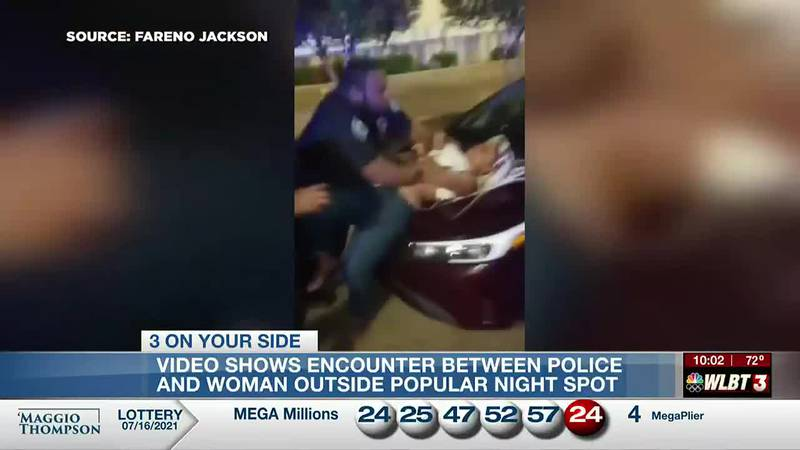 Video of JPD officer slamming woman raises concerns about use of force