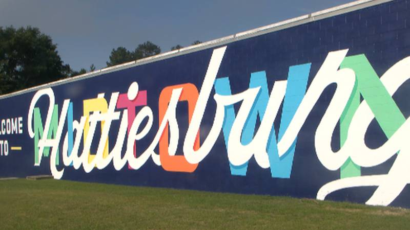 """""""Welcome to Midtown"""" mural unveiled."""