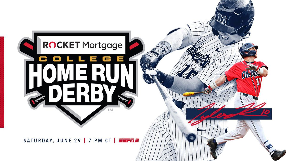 Tyler Keenan to participate in 2019 College Home Run Derby. Source: Ole Miss Sports