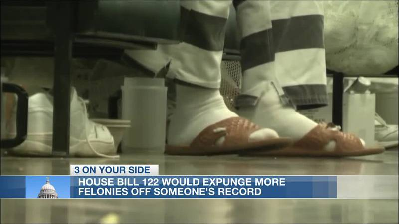 New legislation aimed to help nonviolent offenders