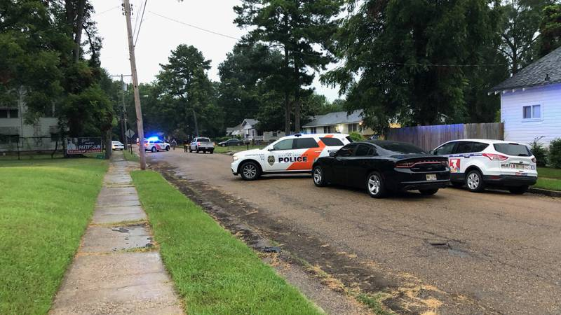 Jackson police officer in the hospital after being shot during 'gunfight'