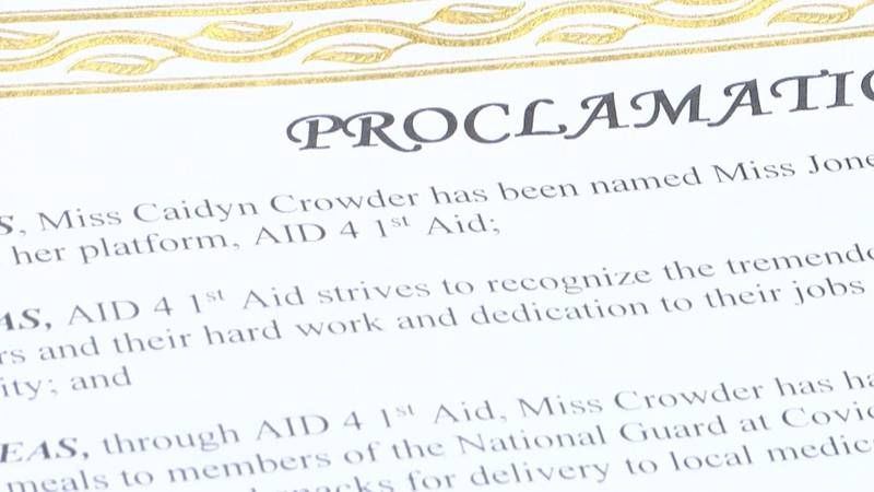 May 19th, 2021 is officially recognized as a day to support 'AID 4 1st Aid.'
