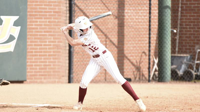 Jones College softball standout Kat Wallace was named CoSIDA All-America.