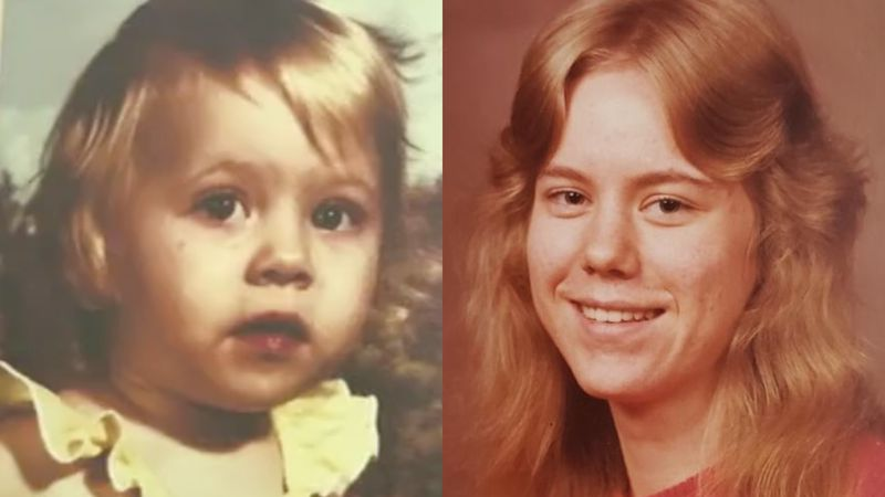 After 38 years, Baby Jane - also called Delta Dawn - has been identified as 18-month old Alisha...