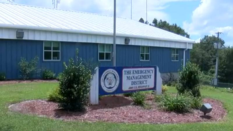 Forrest County EMA Director Glen Moore said Tropical Storm Laura's track could shift, so Pine...