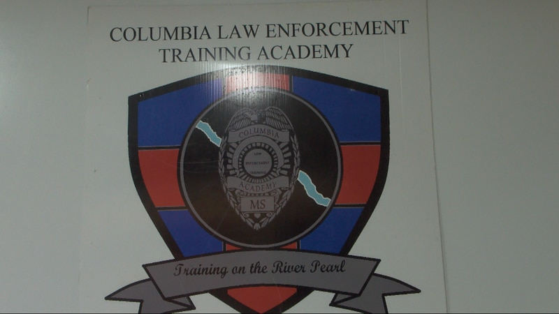 Seven guards are enrolled to try and learn new safety training skills.