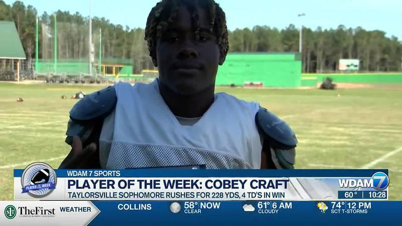 Cobey Craft, Taylorsville