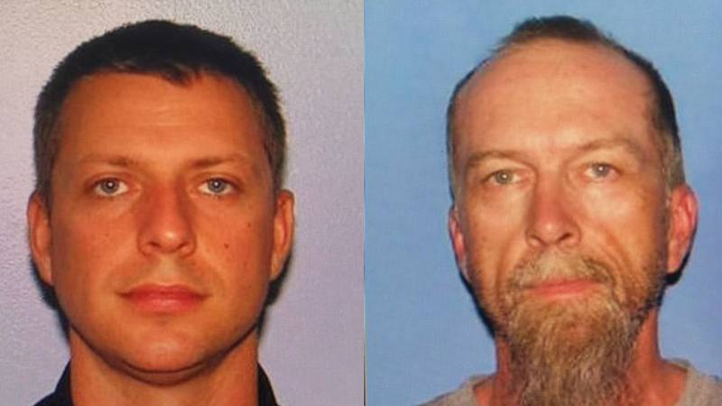 Steven Freeman, 30, (left) and Kelsey Herrin Jr, 50, (right) are facing charges of grand...