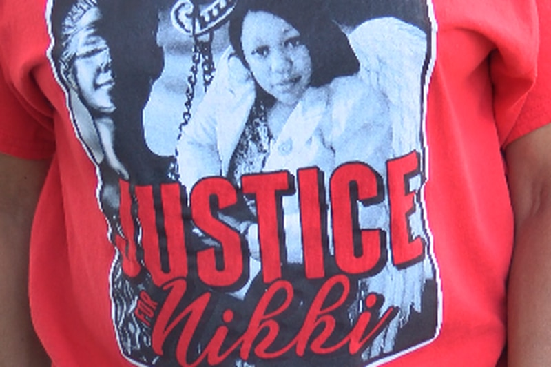 Mother pleading for justice in the murder of her daughter Dominique Henry