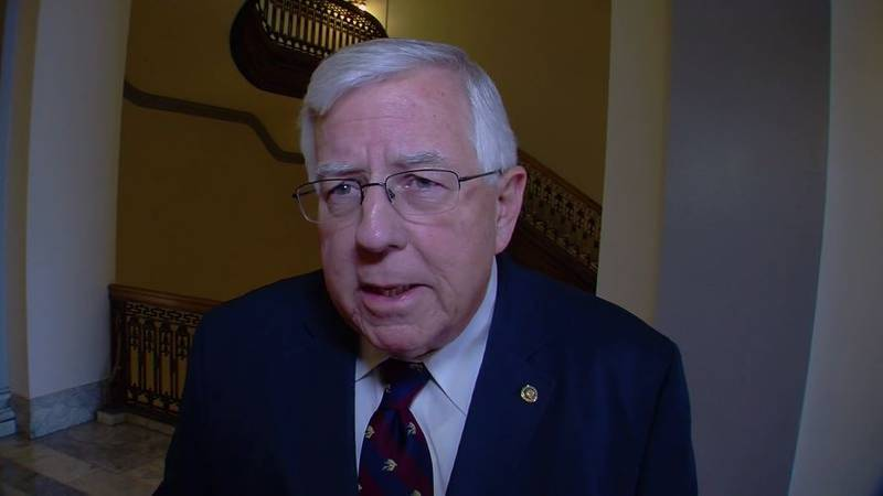 Retired Sen. Mike Enzi, a Wyoming Republican known as a consensus-builder in an increasingly...