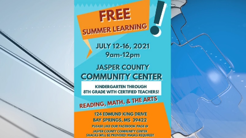 The program will be taught by certified teachers who will focus on math and reading.