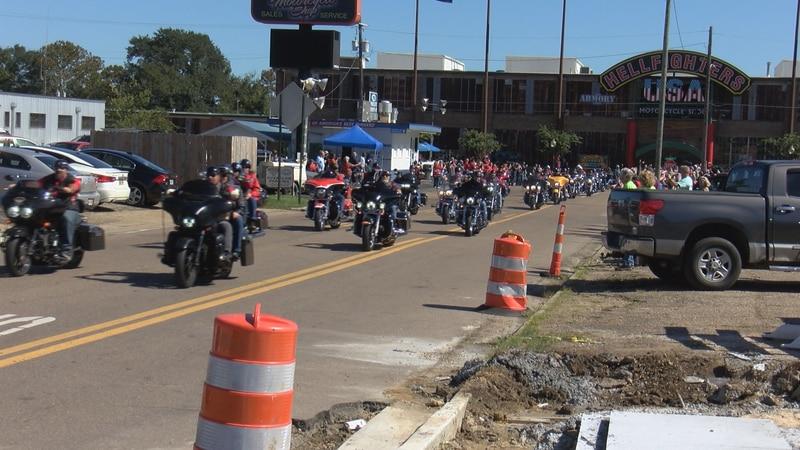 "The 2nd ""Richard Headrick Memorial Ride"" begins in Laurel Saturday."