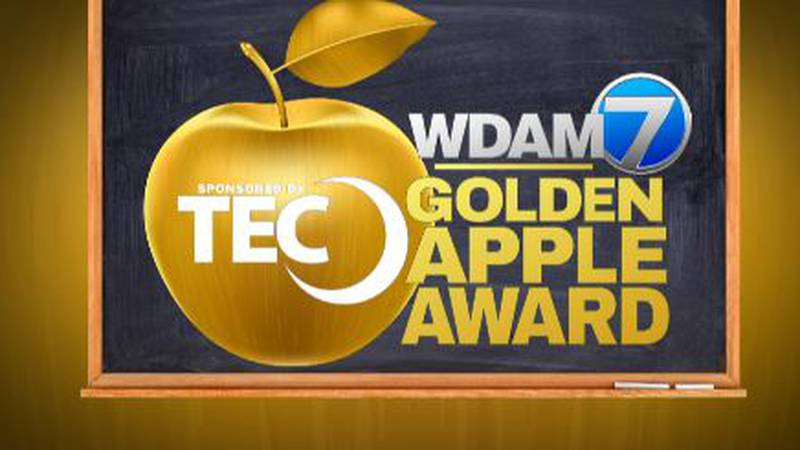 This month's WDAM 7 and TEC Golden Apple Award winner is a Lamar Christian School history...