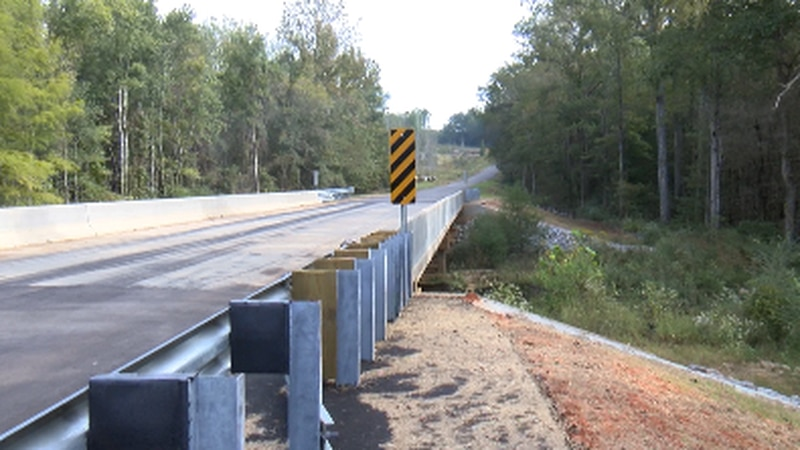 The project involves four bridges that are all near the intersection of County Roads 8 and 31.
