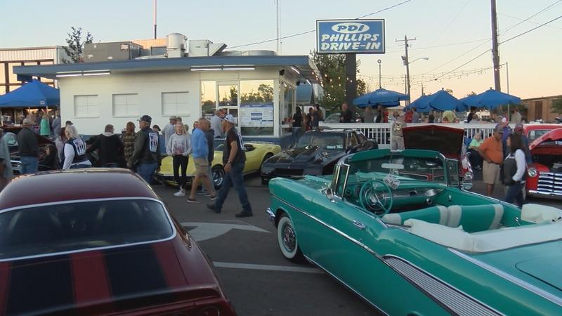 The 11th PDI Reunion was held in Laurel Saturday night.