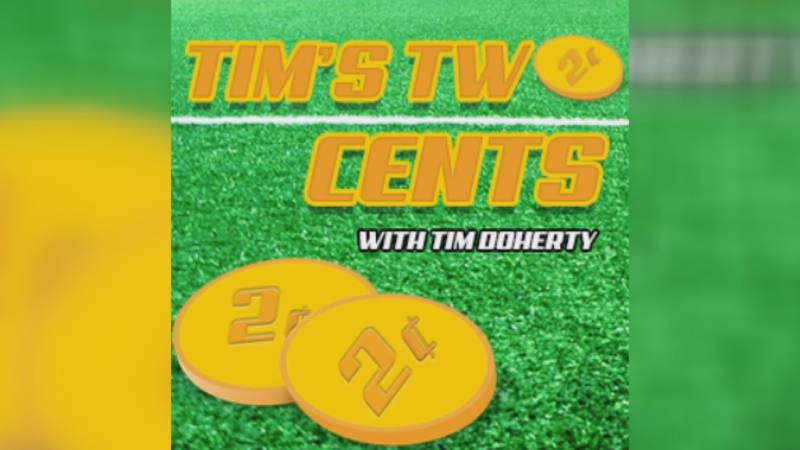This week's episode of Tim's Two Cents podcast will feature WDAM's Tim Doherty talking with...